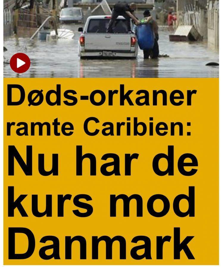 b49240a47cf Dødsorkanen rammer snart Danmark. Den smadrede øer på stribe og mange har  mistet alt de ejer. Danmark ruster sig. Rystes af usikkerheden over denne  ukendte ...