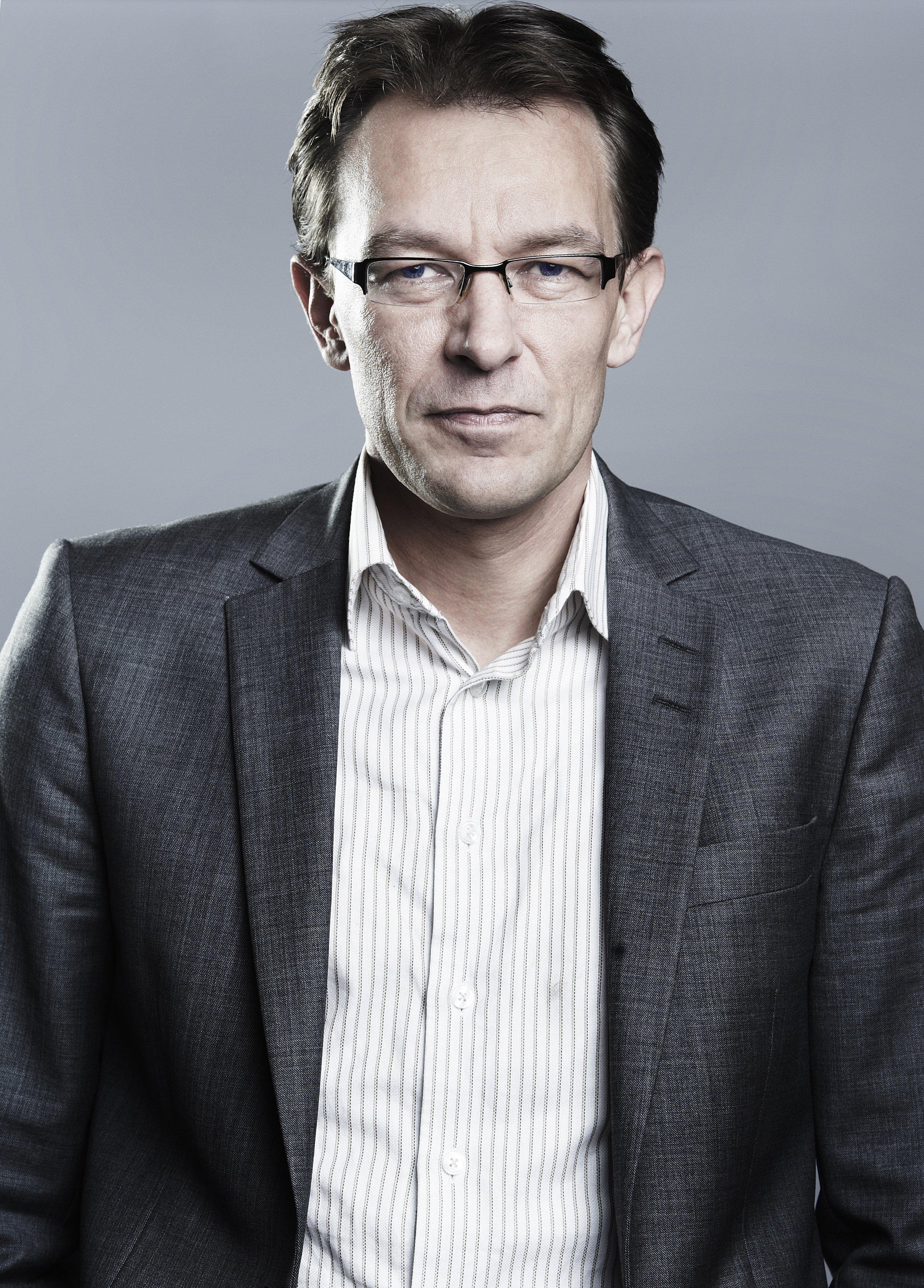 Jeppe Søe - portræt
